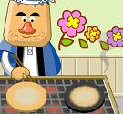 Đàn Ông Vào Bếp