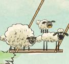 Đưa cừu qua sông