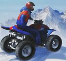 Đua xe trên tuyết