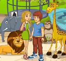 Hẹn hò trong vườn thú