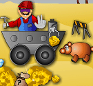 Mario đào vàng