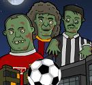 Sút bóng zombie